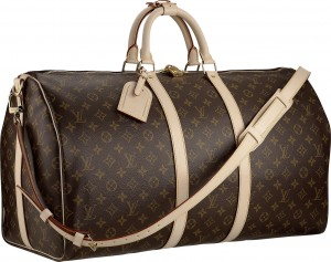 torba keep-all Louis Vuitton