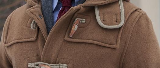 Płaszcz na zimę: budrysówka