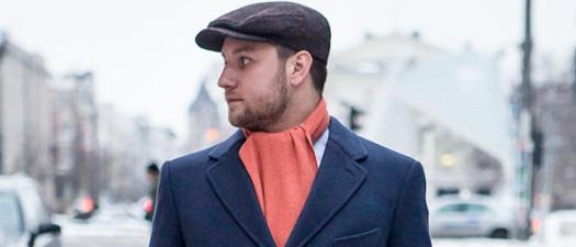 Płaszcz na zimę: chesterfield czyli dyplomatka