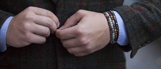 Nie zawsze musi być krawat – sportowa marynarka z Harris Tweedu