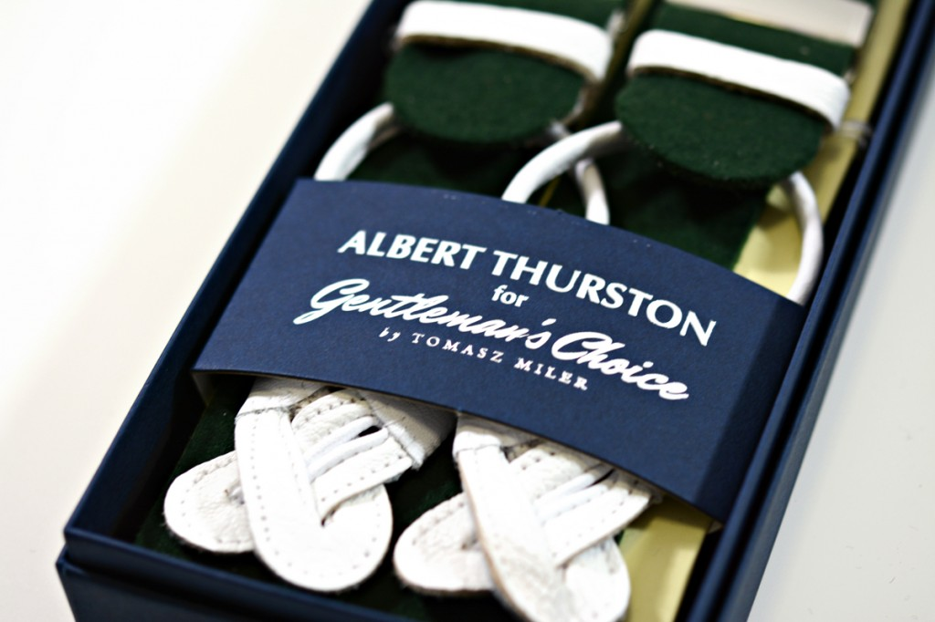 szelki Albert Thurston