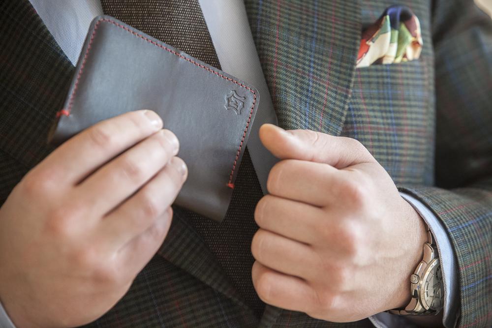 Miler Manufacture Slim Front Pocket Wallet Limited Edition