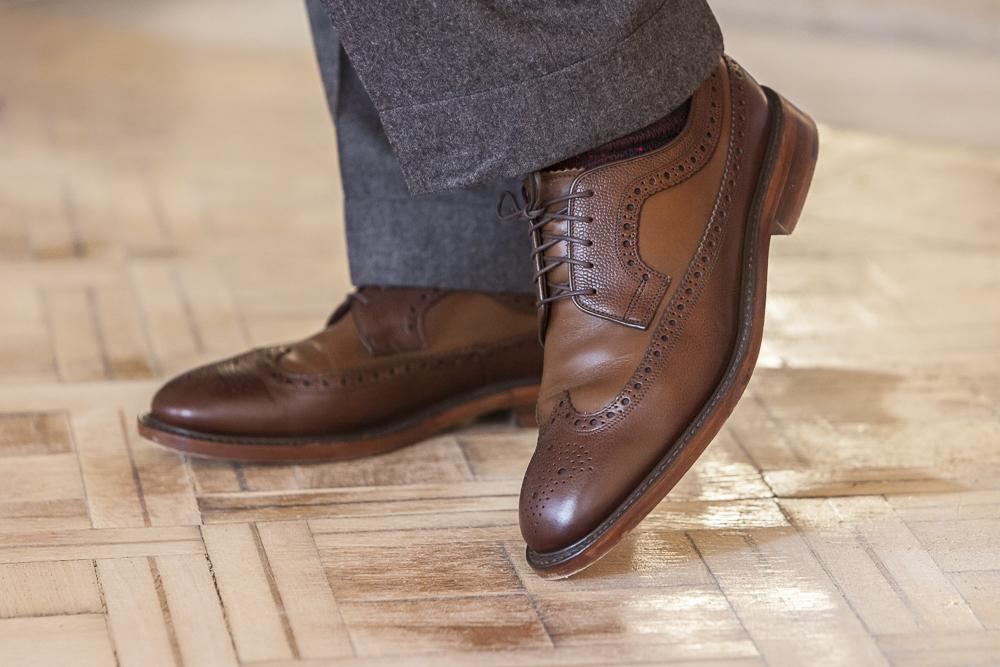 Tom Miler Loake Taunton Shoemakers