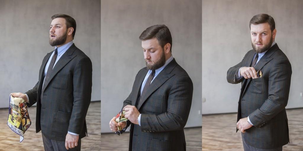 06a8593521c2f Nieformalnie z krawatem - jak to zrobić? - tomaszmiler.com