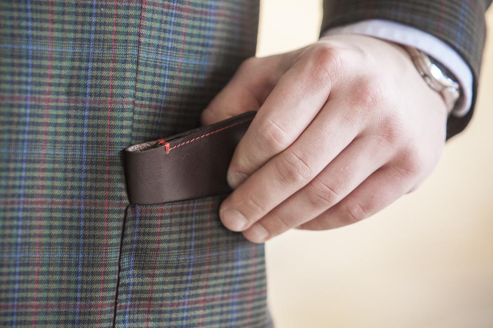 Tom Miler Patched Pocket