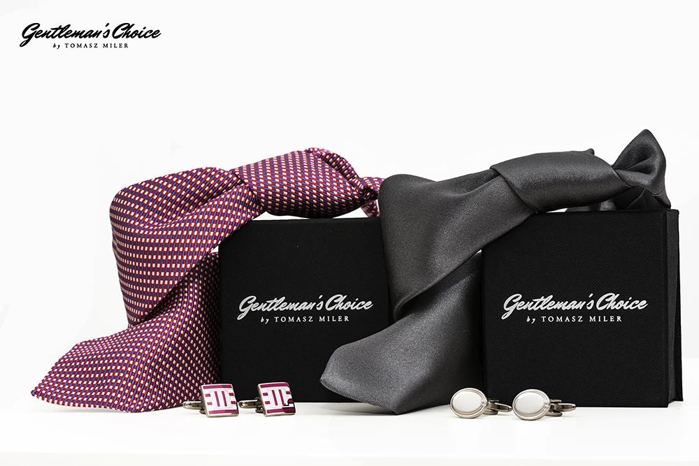 spinki i krawaty