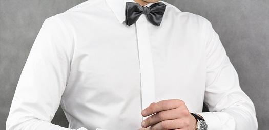 Ubraniowy poradnik ślubny #3: Perfekcyjna koszula ślubna