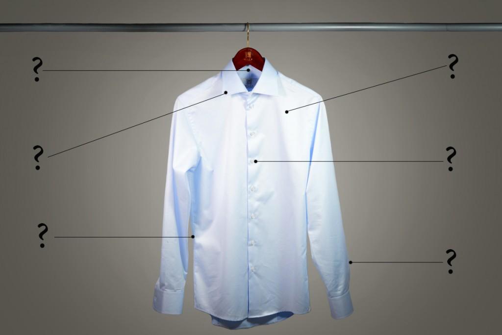 z czego wynika wysoka jakość koszuli