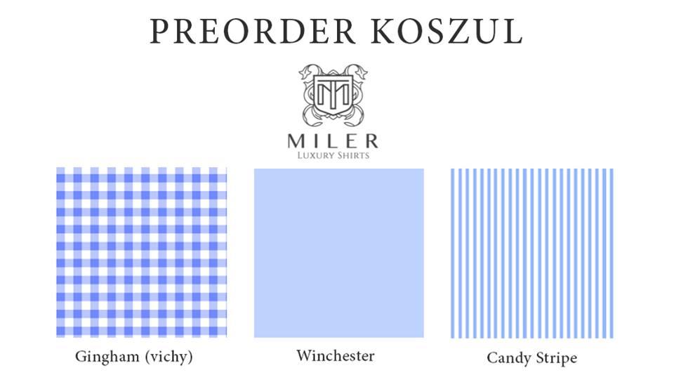 Klasyczne wzory koszul