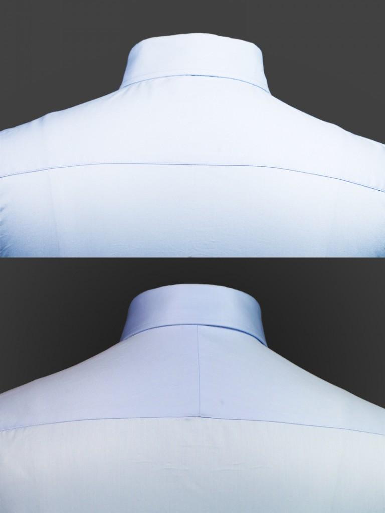 jakość: karczek w koszuli