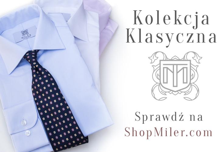 klasyczne koszule