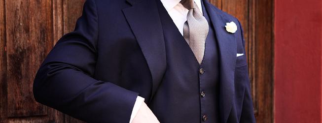 Jak wygląda garnitur ślubny?