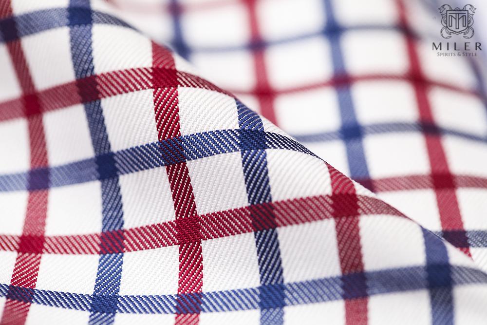 Jaka krata będzie najlepsza? Sprawdź typy krat na tkaninach koszulowych
