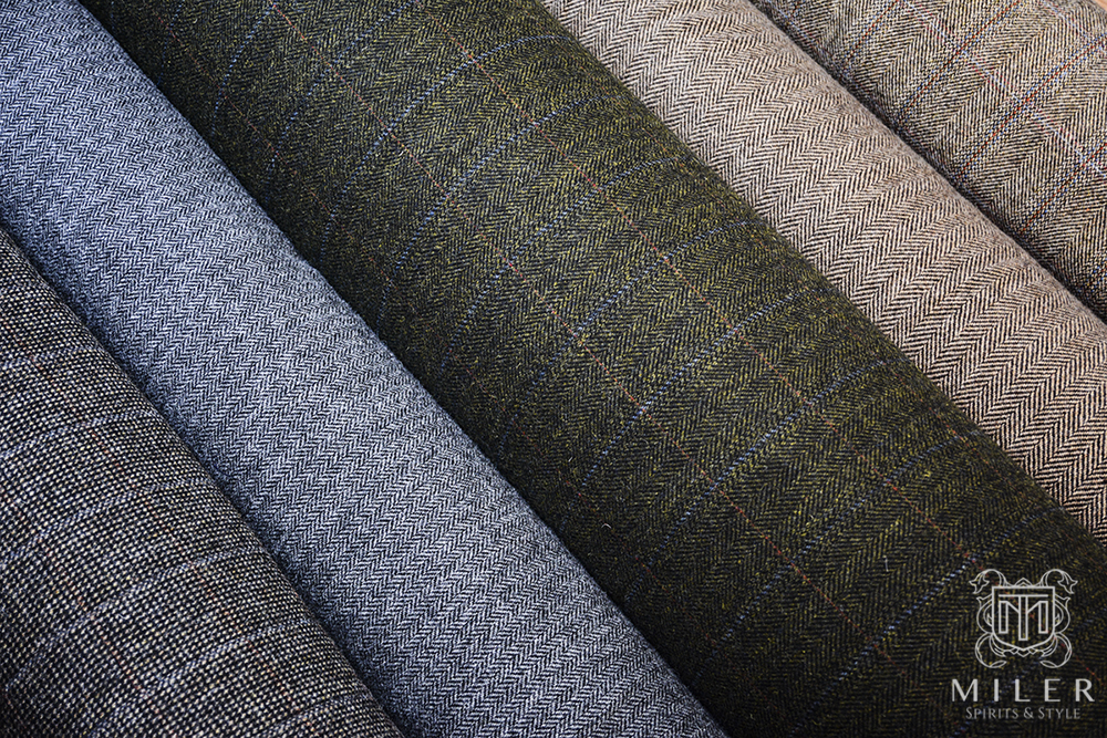 Szkocki Harris Tweed