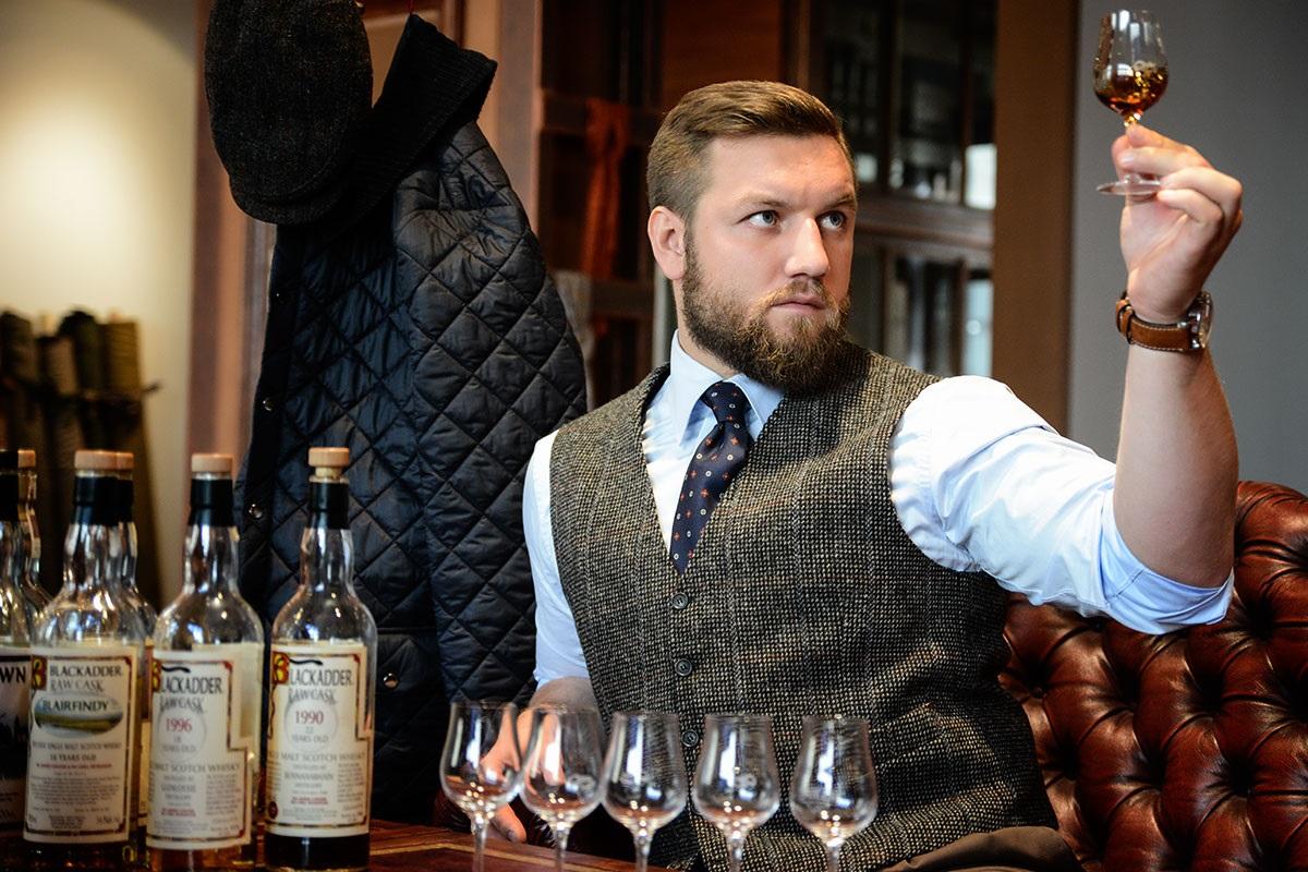 kamizelka whisky