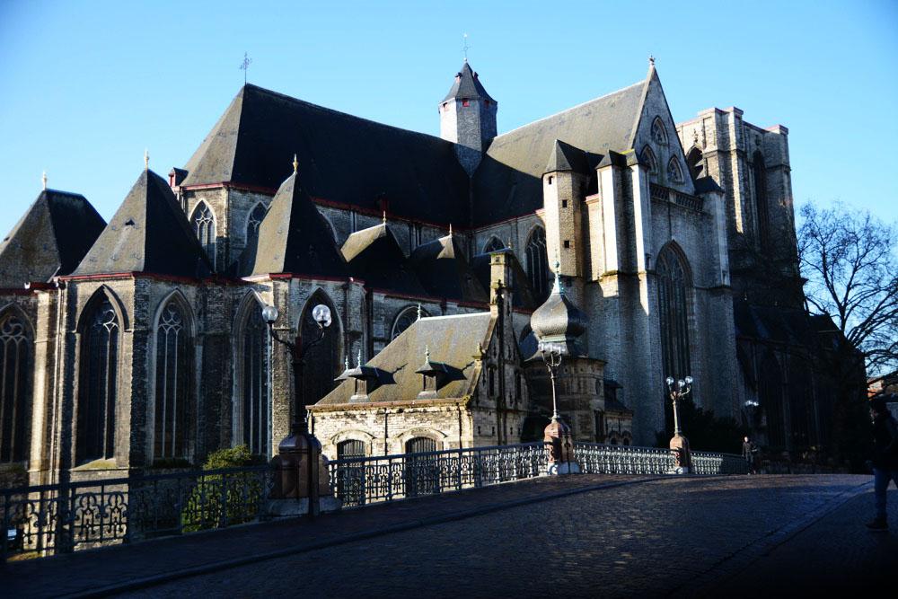 Ghent Belgium_
