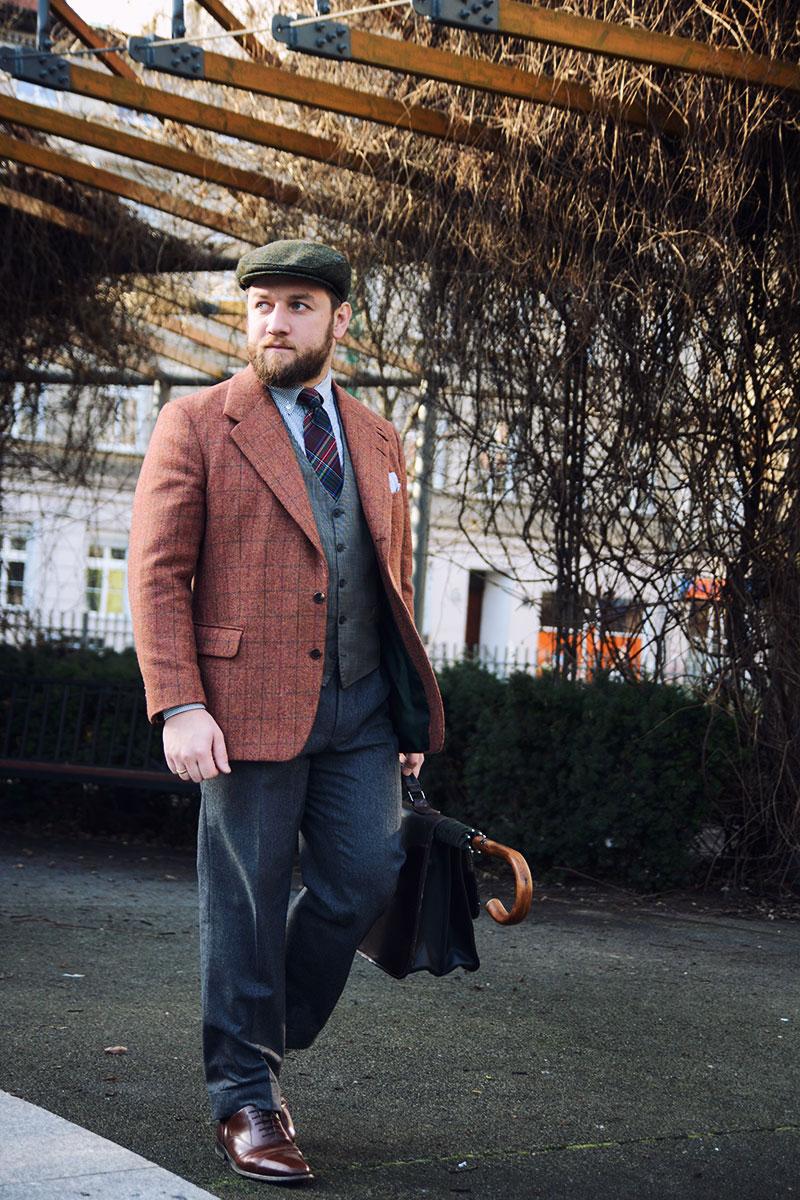 Tomasz Miler Bespoke Tailoring Odd Vest