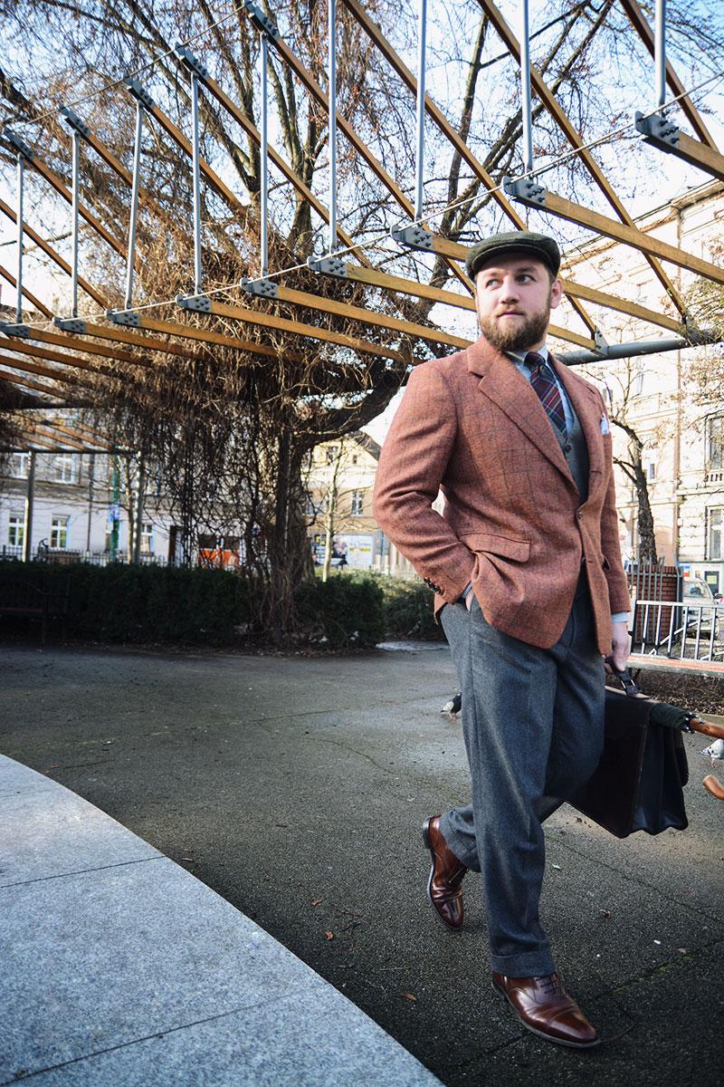 Tomasz Miler Poland bespoke tailoring
