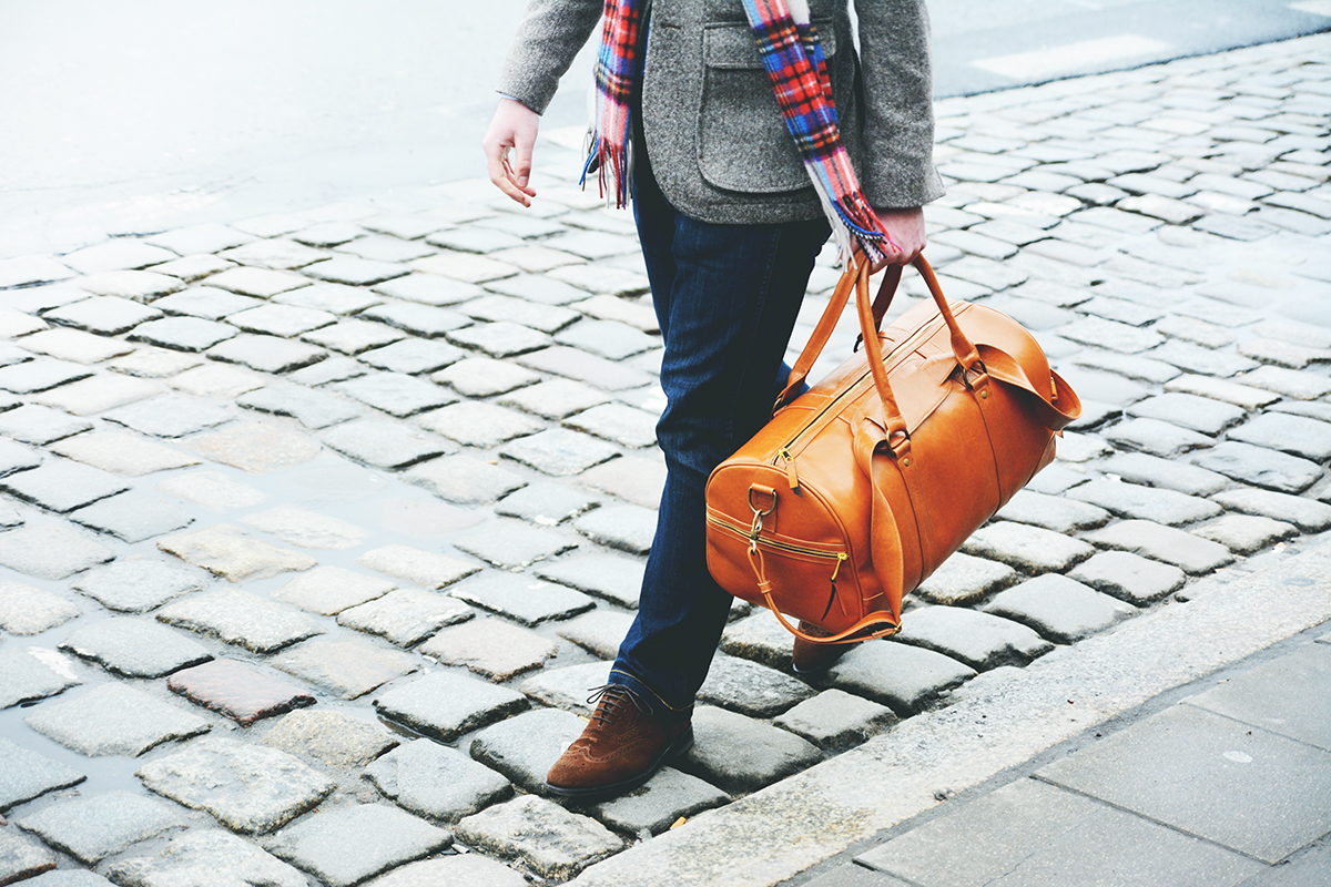 Koniakowa MILER Travel Bag w akcji!