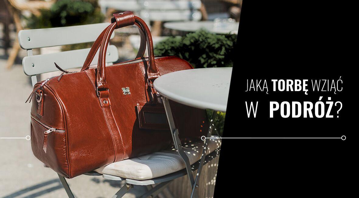 Jaką torbę wziąć w podróż?