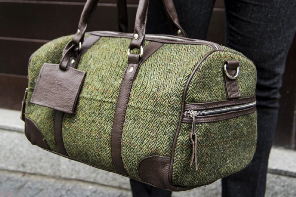 torby-weekendowe-harris-tweed