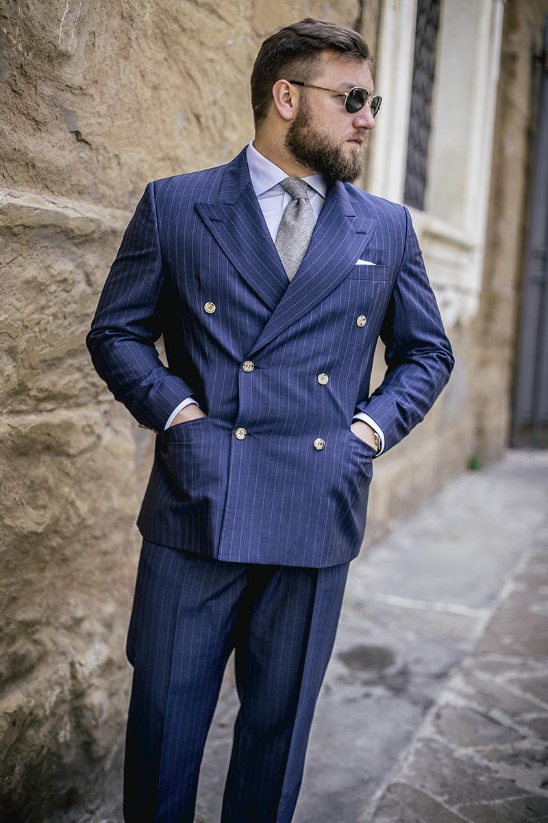 Moherowy Power Suit W Wersji Letniej I Piękna Florencja