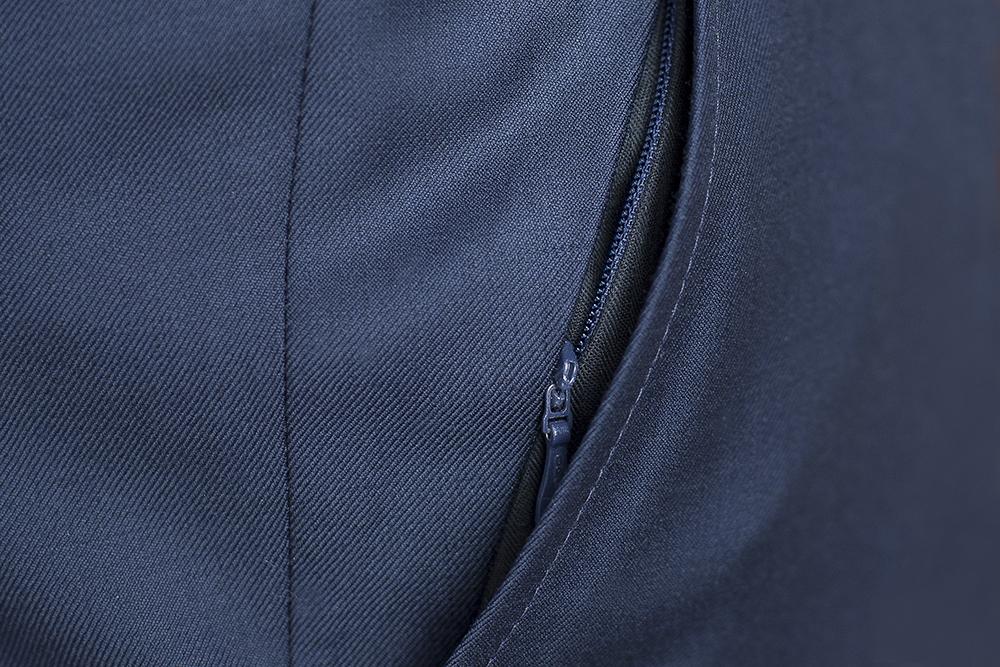 Garnitur MILER ukryta kieszeń w spodniach
