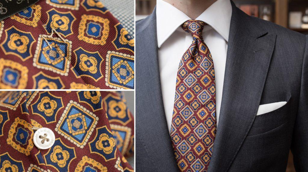 krawat-supreme-blog-czerwony
