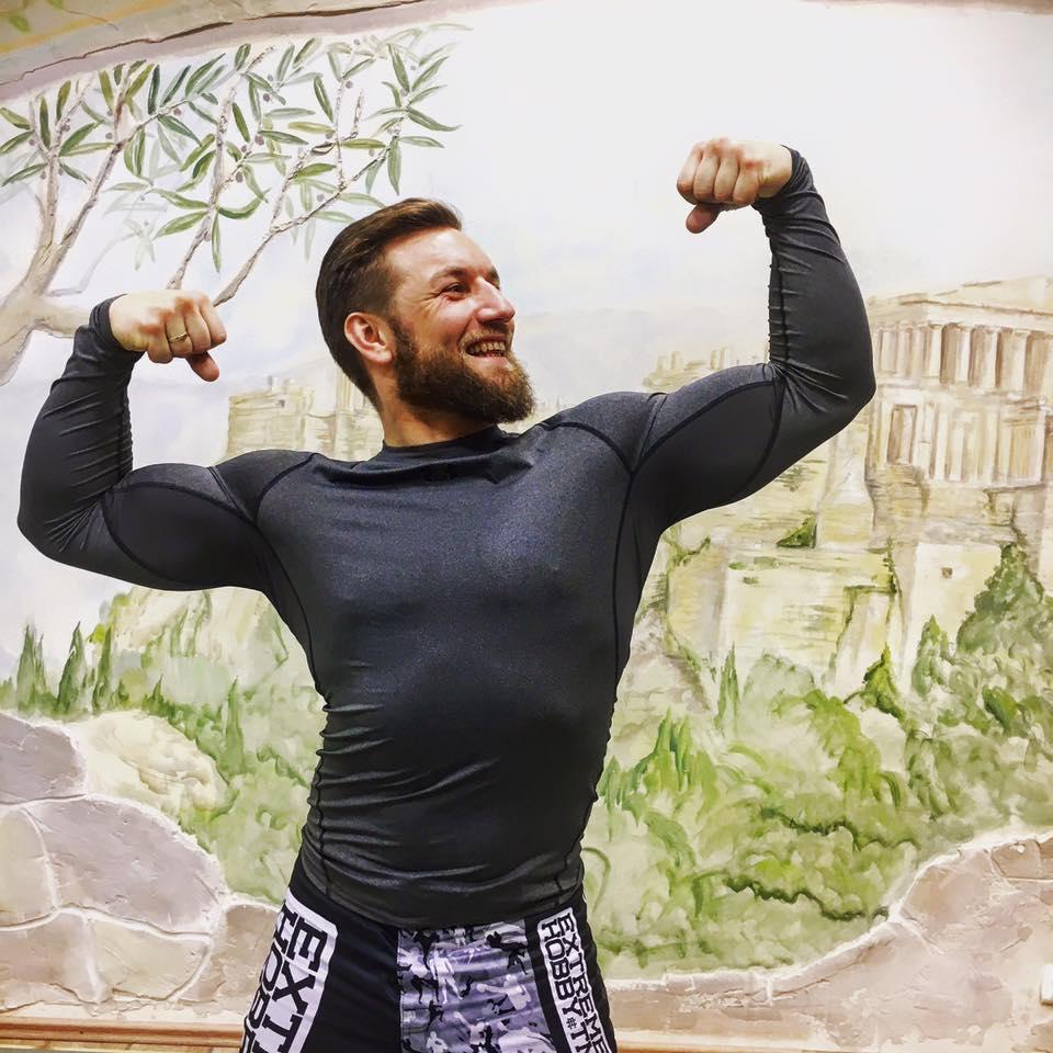 Tomasz Miler fitness
