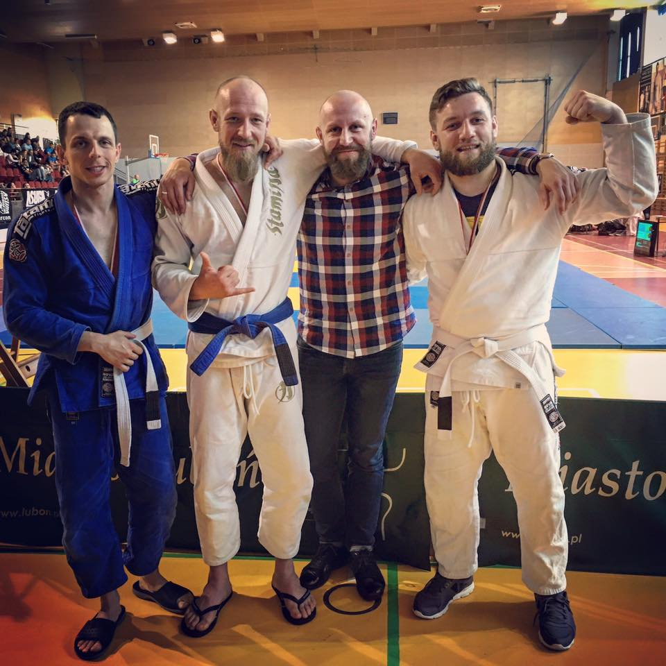 Barracuda BJJ Poznań Suchy Las Team