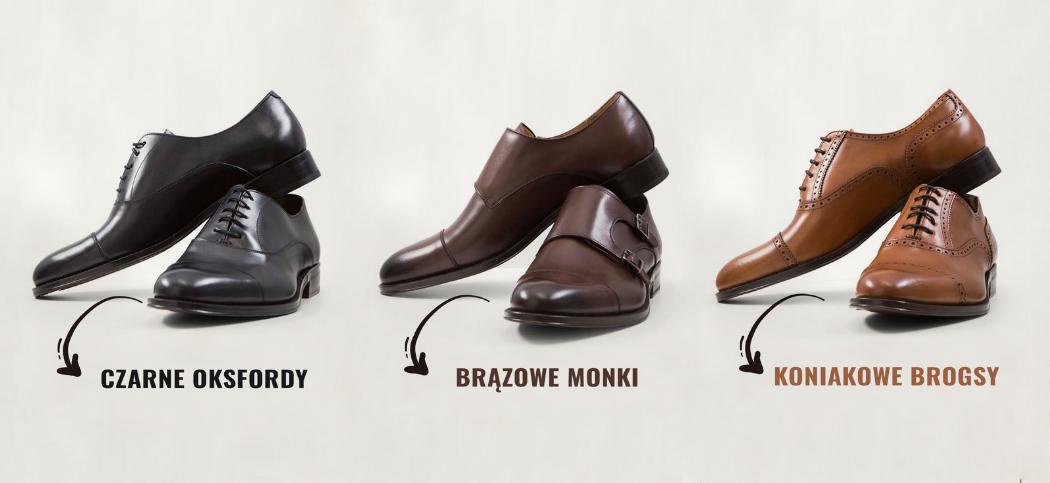 3 najbardziej uniwersalne typy obuwia