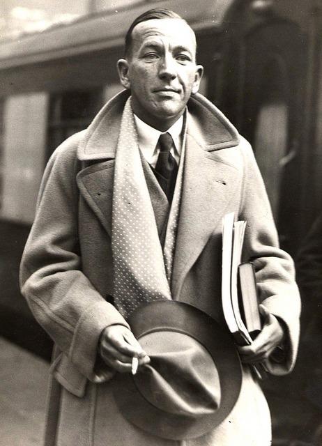 Polo Coat - klasyczny płaszcz męski