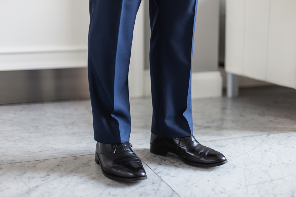 Jak się ubrać na ślub długość spodni