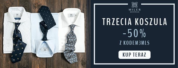 koszule promocja