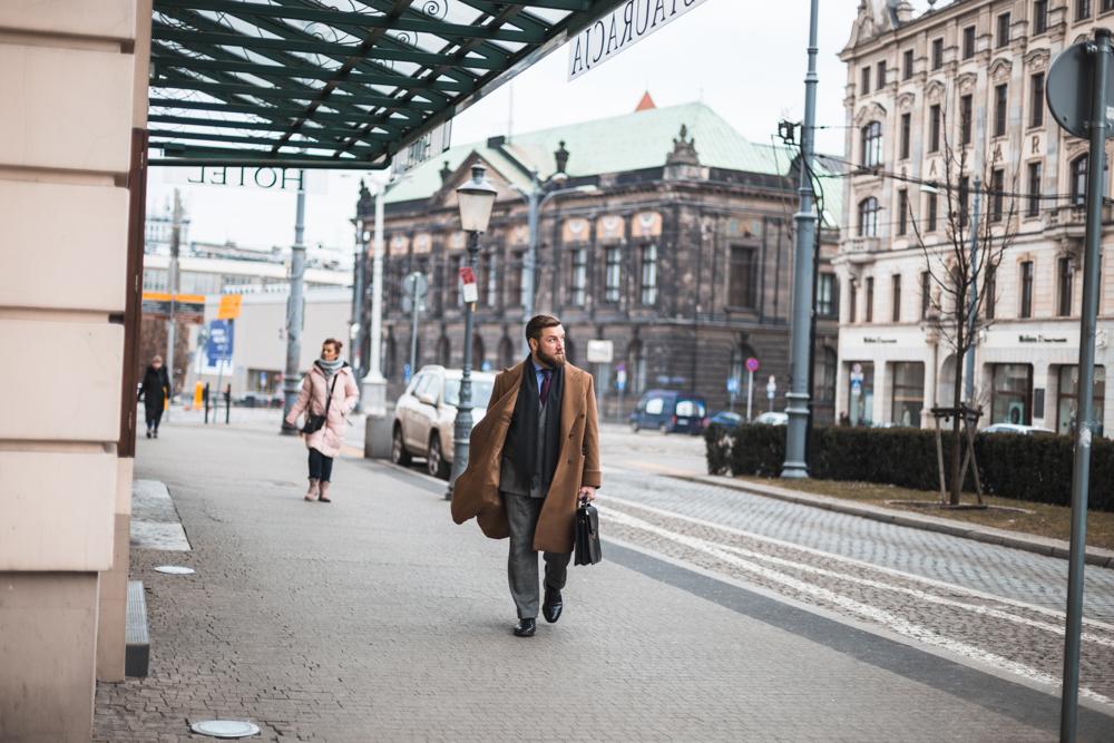 Płaszcz Polo Coat