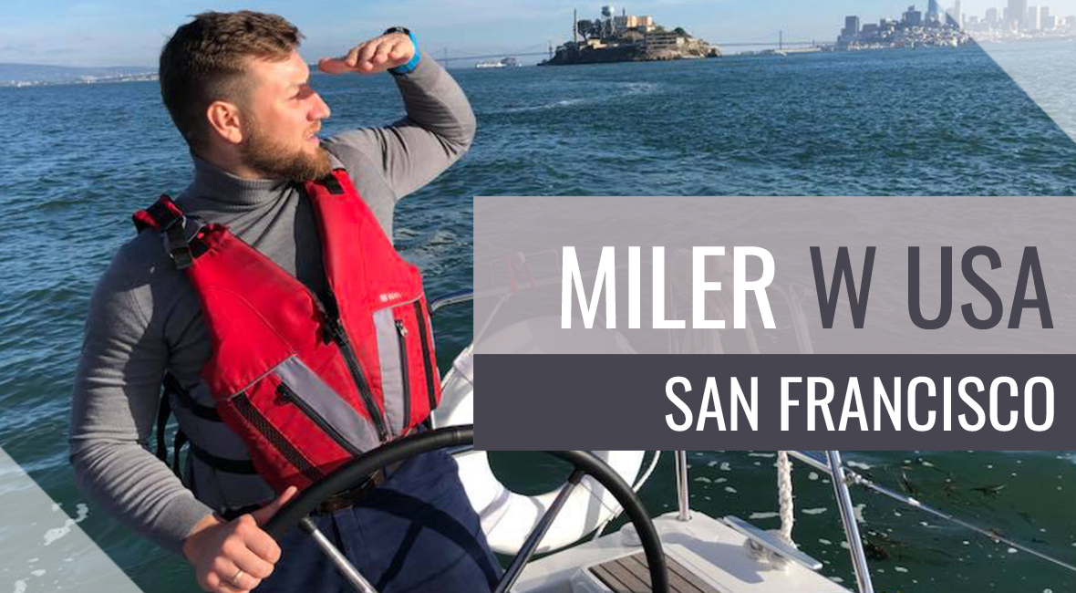 Miler w USA – San Francisco