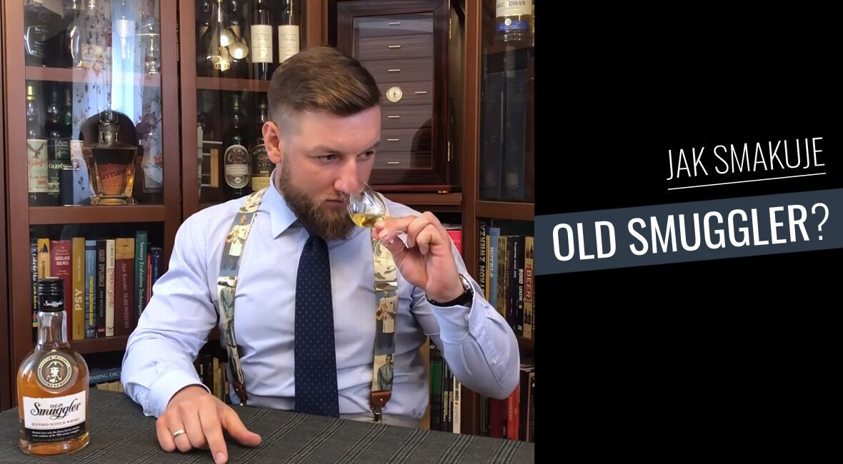 Jak smakuje whisky Old Smuggler?