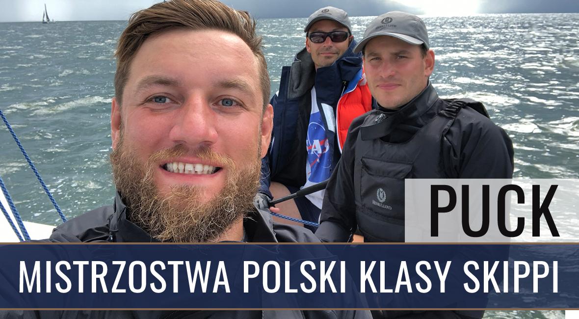 Puck – Mistrzostwa Polski klasy Skippi