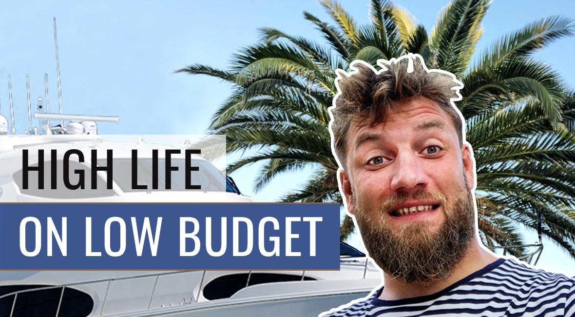 High life on low budget – czyli Chorwacja pod żaglami